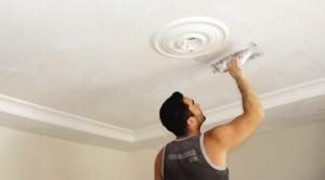 Ремонтируем потолок и пол