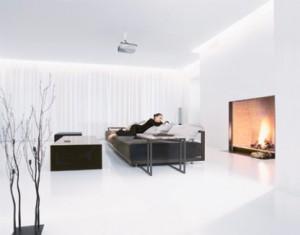 Минимализм в оформлении мебели