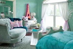 Какие краски лучше использовать для отделки детской комнаты