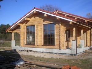 Все о древесине и кирпиче в строительстве комбинированный дом