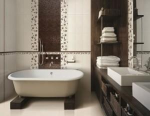 Этапы ремонта в доме: ванная комната