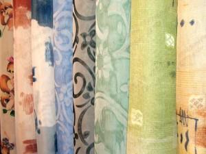 выбираем ткани для портьер
