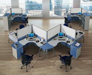 Купить офисную мебель через Интернет магазин