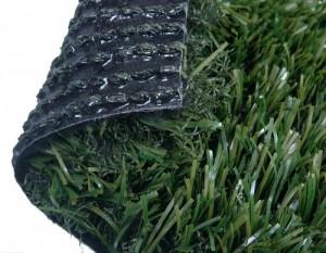 в статье описан состав искусственного газона