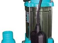Дренажно-фекальные насосы - лучшее решение в условиях загородной дачи
