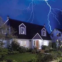 Проведите молниезащиту частного дома- это не сложно