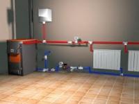 Система отопления с естественной циркуляцией в частном доме